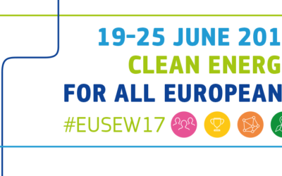 The EU Sustainable Energy Week will take place from 19 to 25 June in Brussels